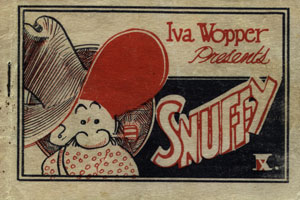 Snuffy Smith Tijuana Bible