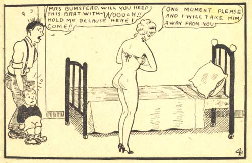 Opinion blondie and dagwood erotic the excellent